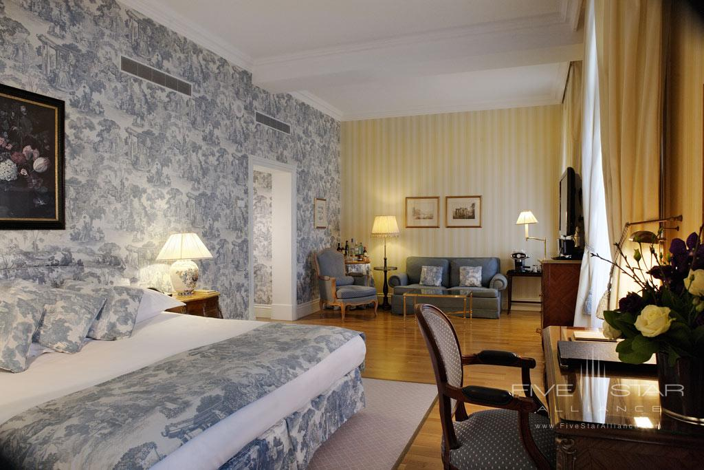 Guest Room at InterContinental Amstel Hotel, Amsterdam, Netherlands