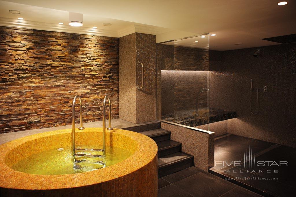 Spa at InterContinental Amstel Hotel, Amsterdam, Netherlands