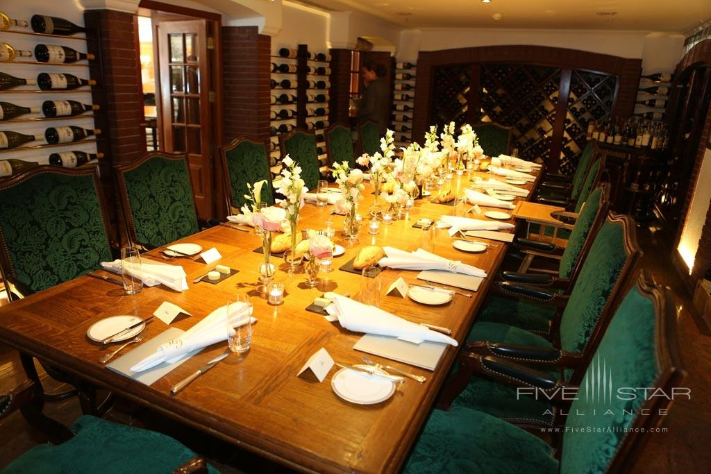 Dine at InterContinental Amstel Hotel, Amsterdam, Netherlands