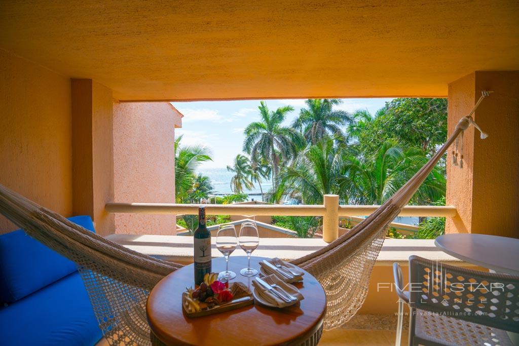 Ocean View Terrace at Omni Puerto Aventuras Beach Resort, Puerto Aventuras, QR, Mexico