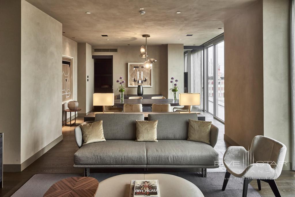 The VIU Suite at Hotel VIU Milan, Italy
