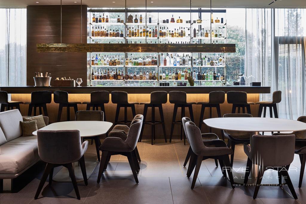 Bar at Hotel VIU Milan, Italy