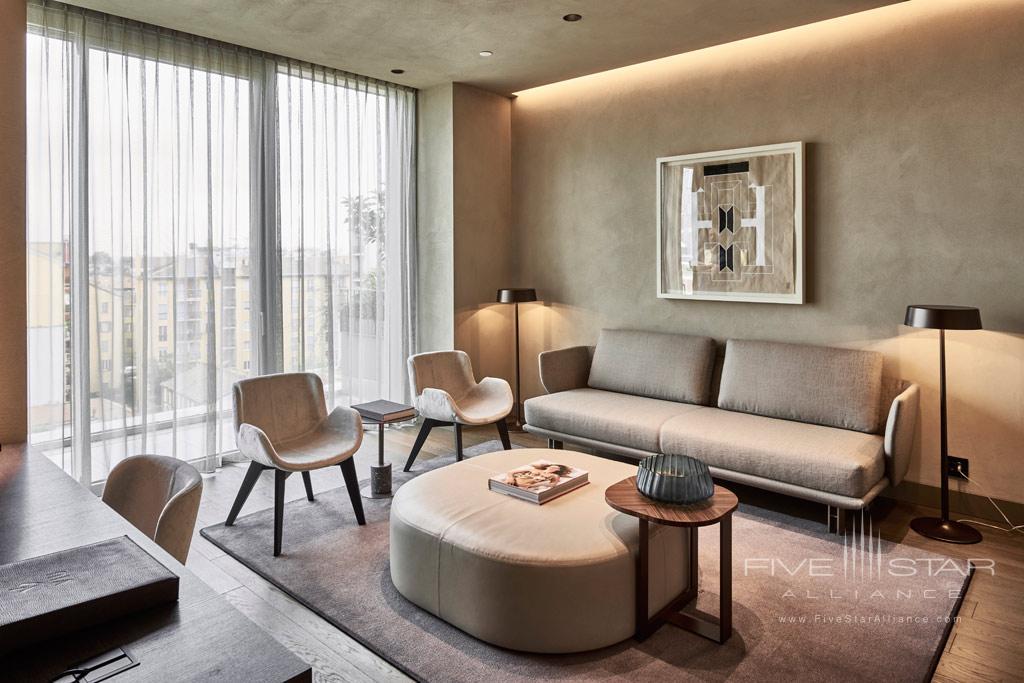 Executive Suite at Hotel VIU Milan, Italy