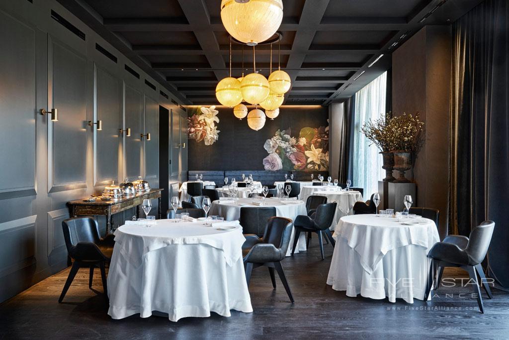Dine at Hotel VIU Milan, Italy