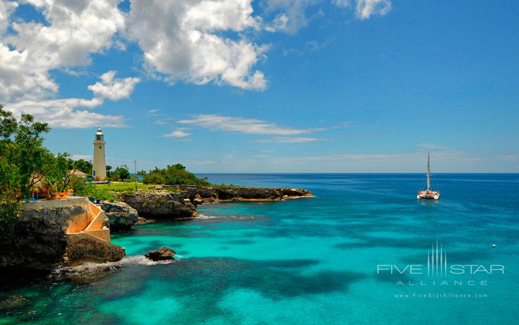 The Caves, Negril, Jamaica