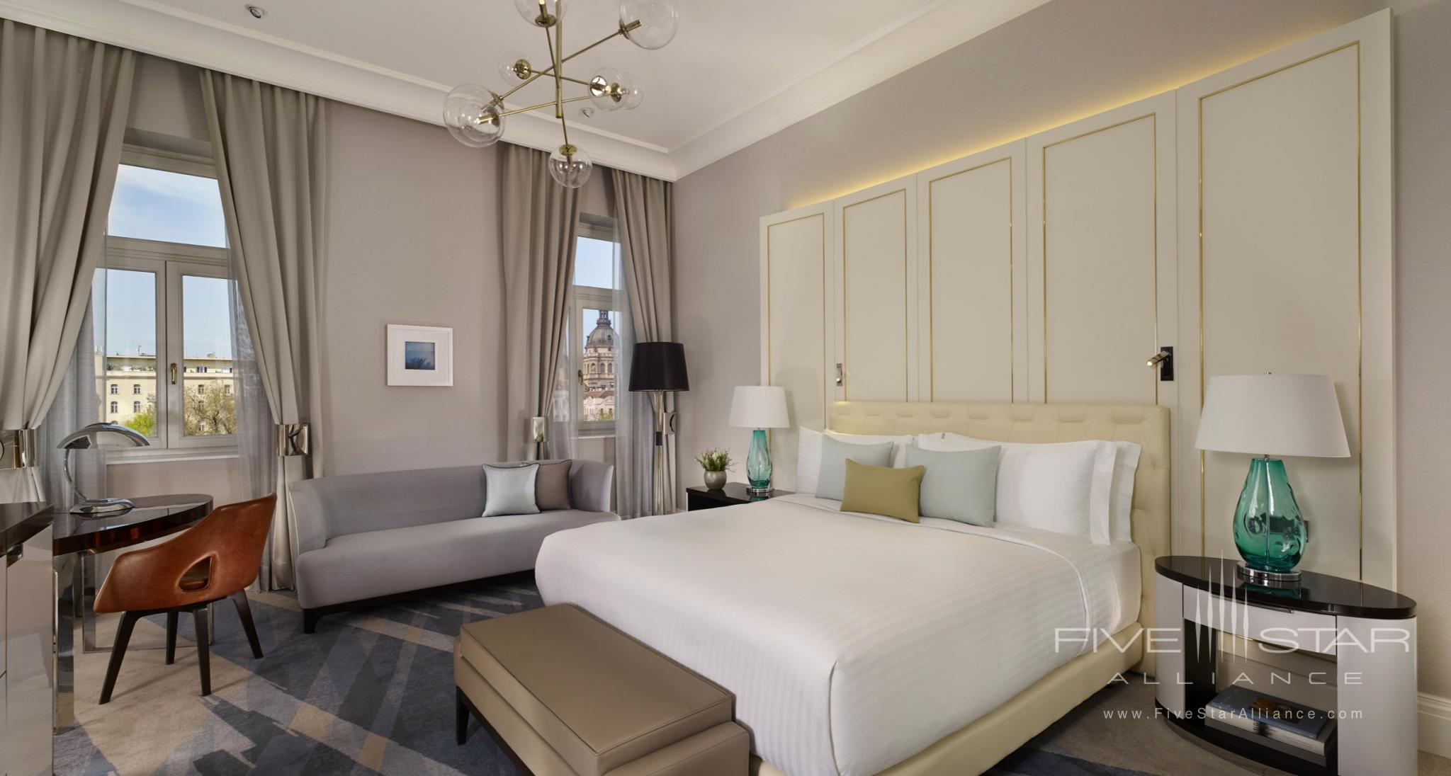 The Ritz-Carlton Budapest Suite