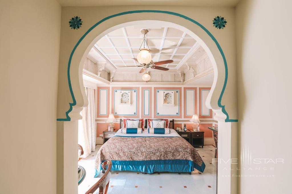 Historic Suite at Taj Lake Palace