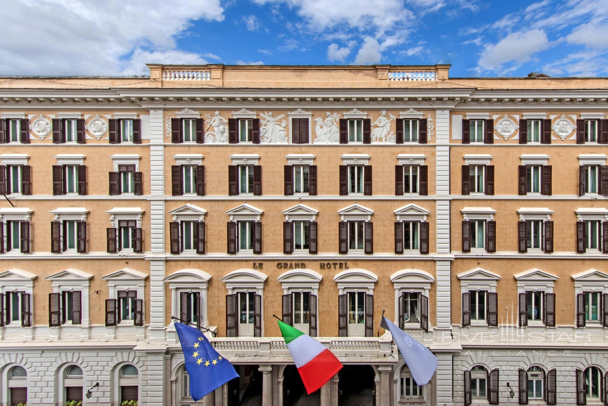 The St. Regis Grand Rome