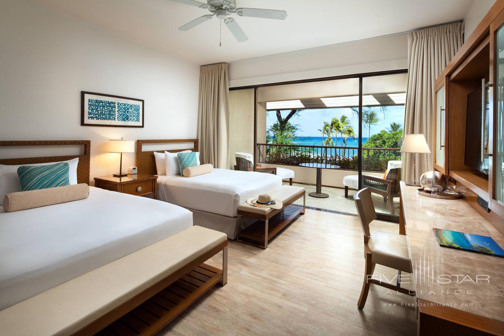 Guest Room at Mauna Kea Beach Hotel