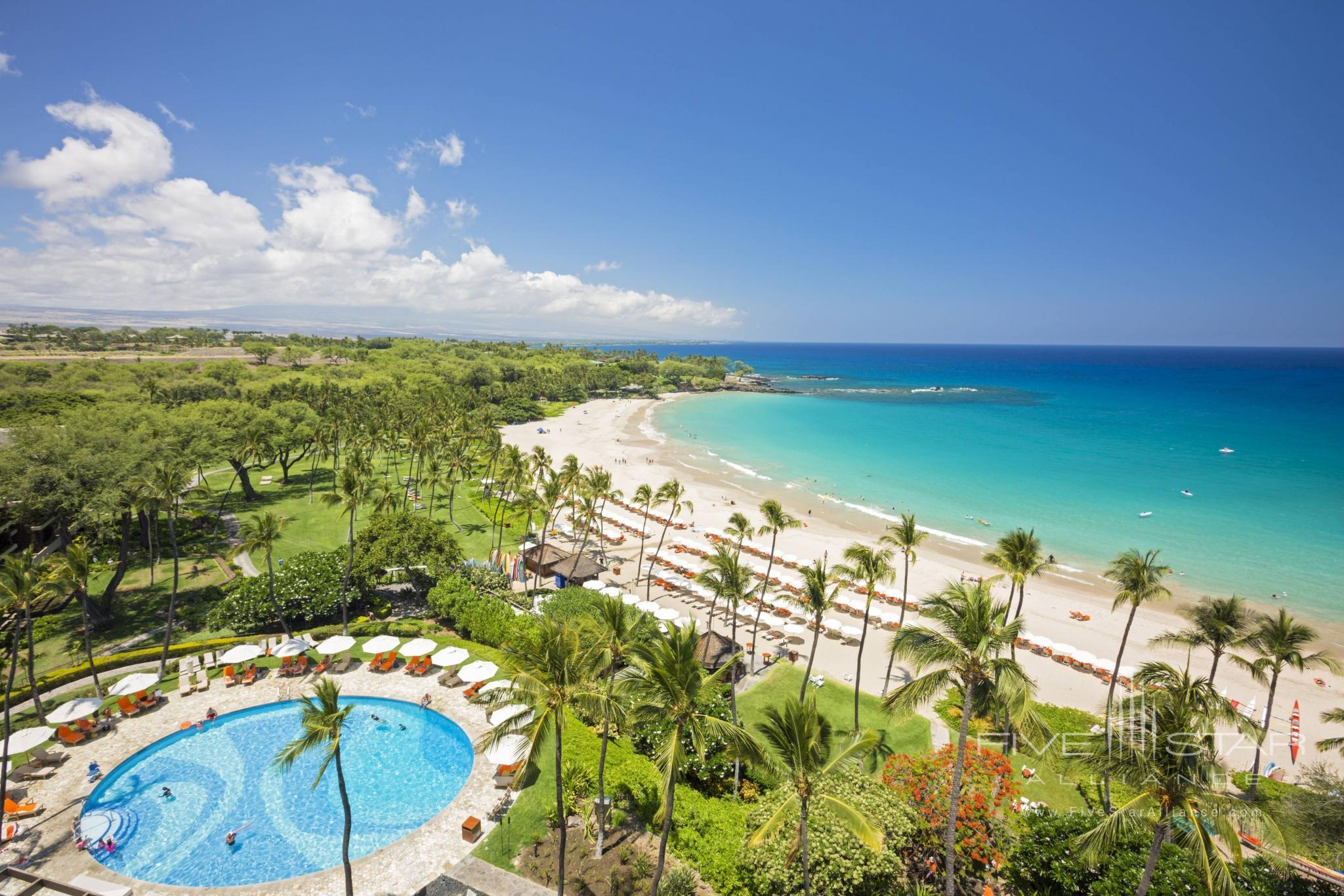 Pool at Mauna Kea Beach Hotel