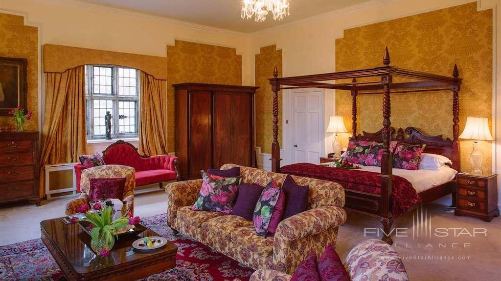 Presidential Suite at Waterford Castle