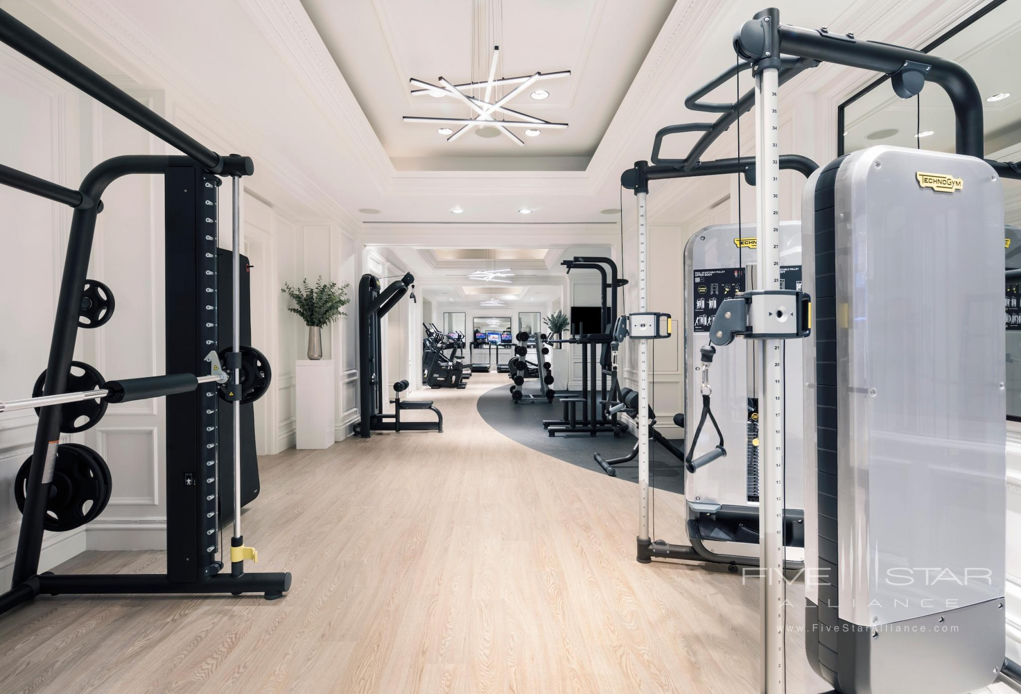 The Ritz-Carlton New York Central Park Fitness Center