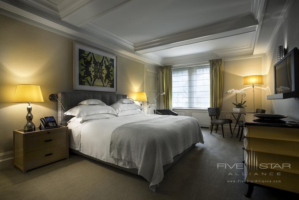 Seventy Seven Junior Suite Bedroom at The Mark New York