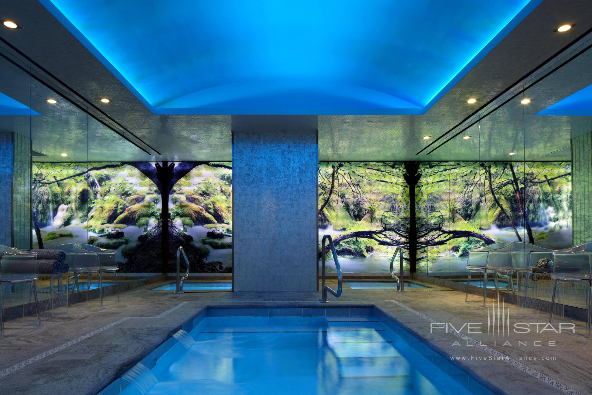 The Chatwal Indoor Pool