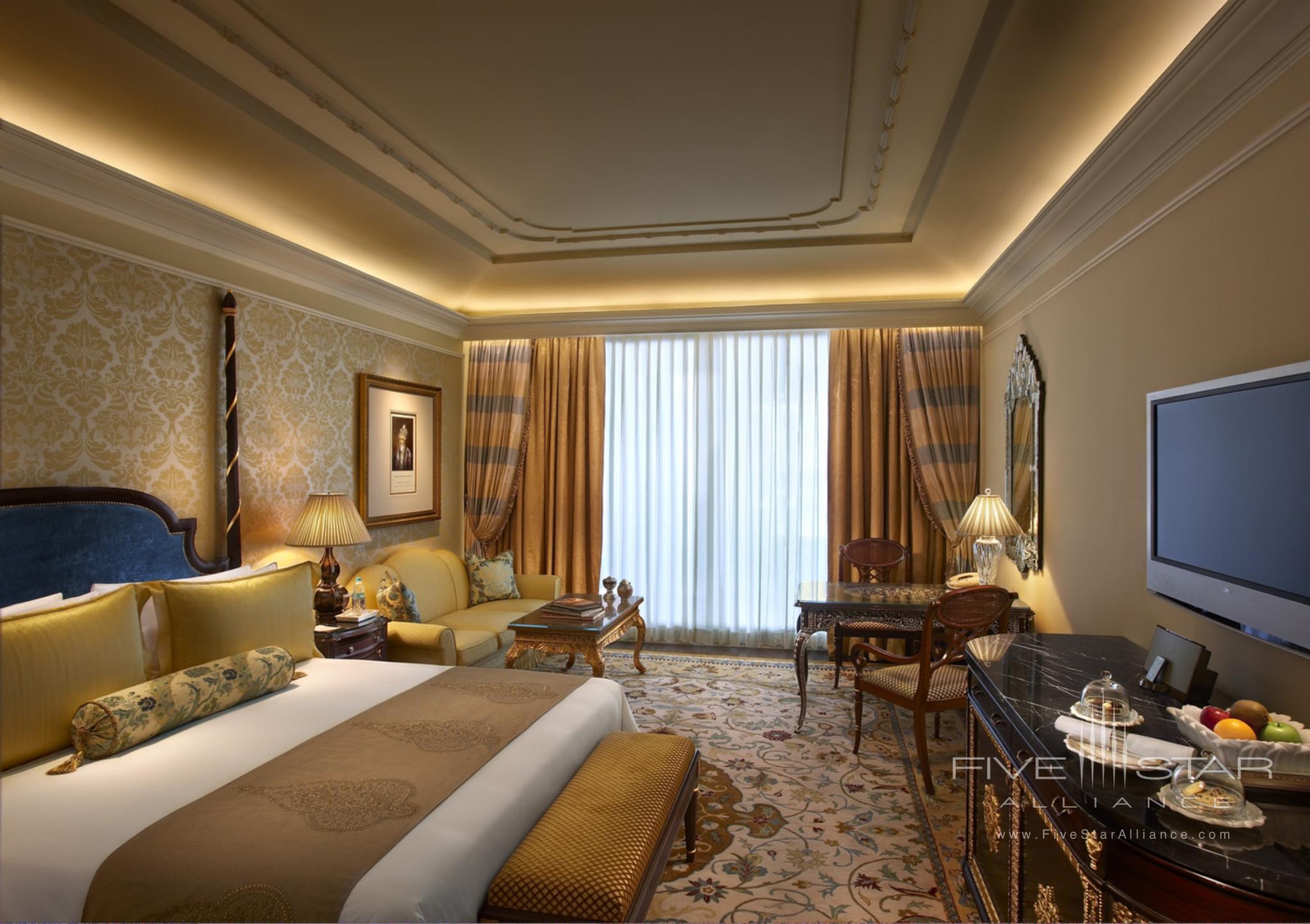 Premier Room at Leela Palace New Delhi
