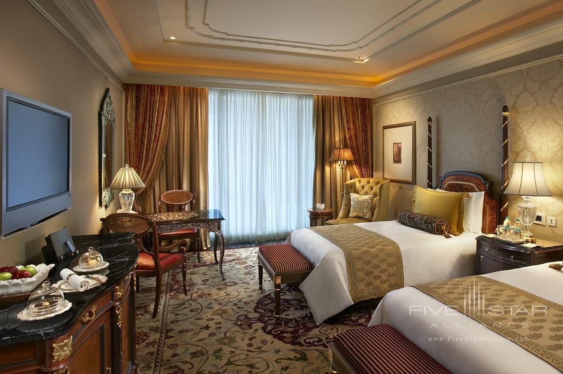 Royal Club Room Twin at Leela Palace New Delhi
