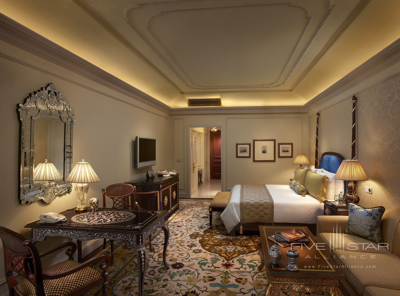 Royal Club Room at Leela Palace New Delhi
