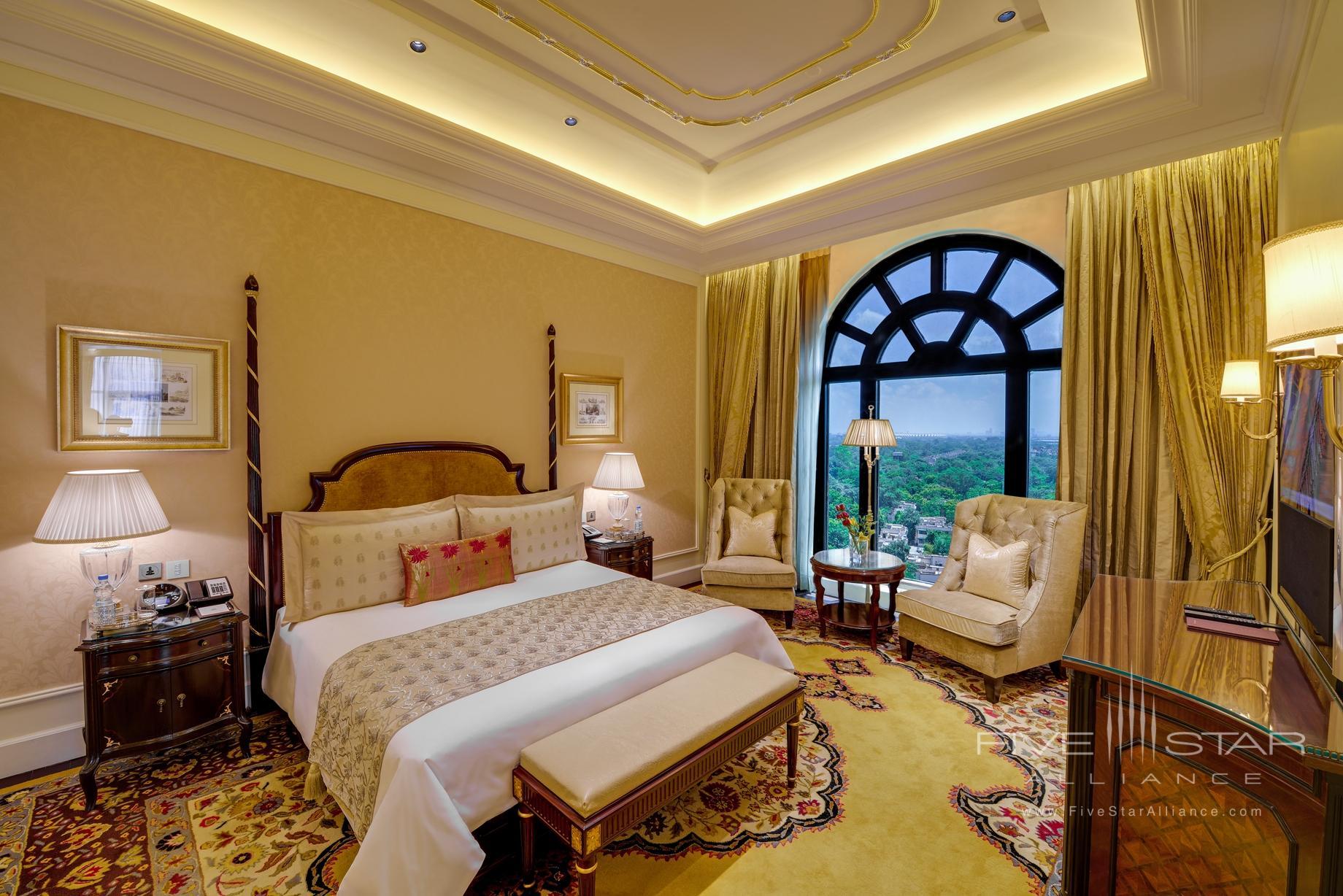 Maharaja Suite at Leela Palace New Delhi