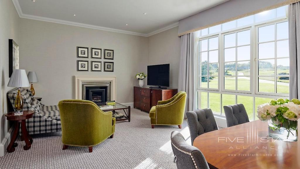 Executive Suite at Fairmont St. Andrews
