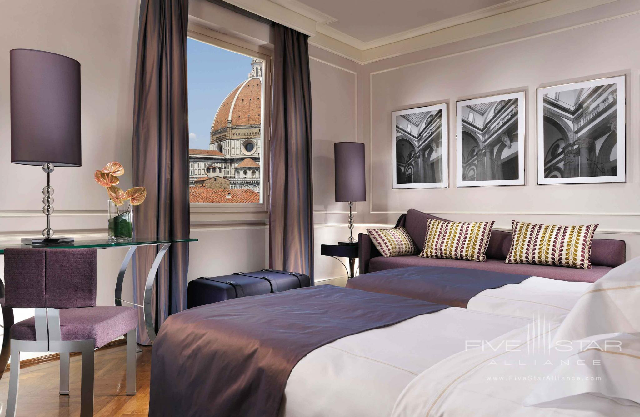 Hotel Brunelleschi Deluxe Two Beds