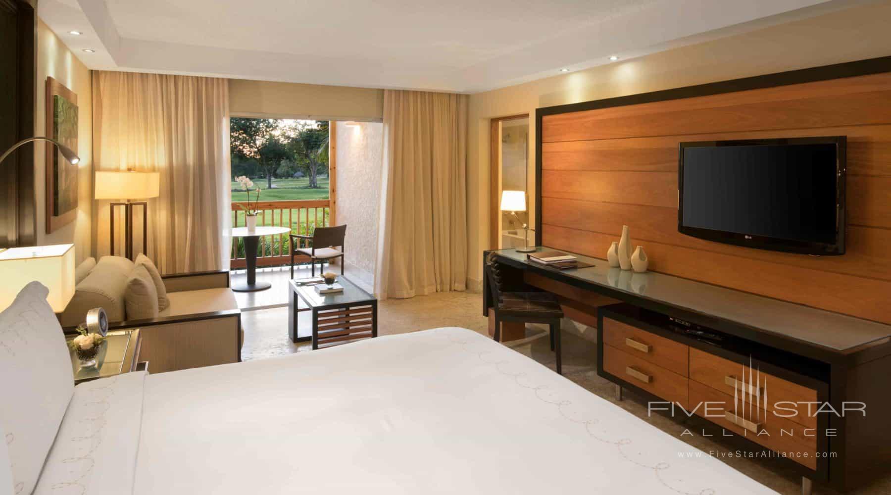 Casa de Campo Elite Patio Room