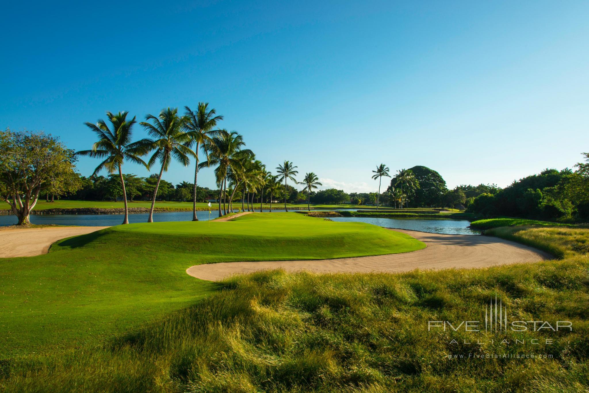 Golf - Links Course at Casa de Campo