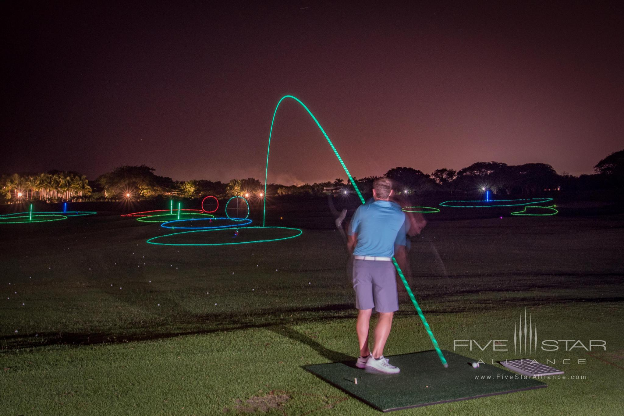 Night Golf at Casa de Campo