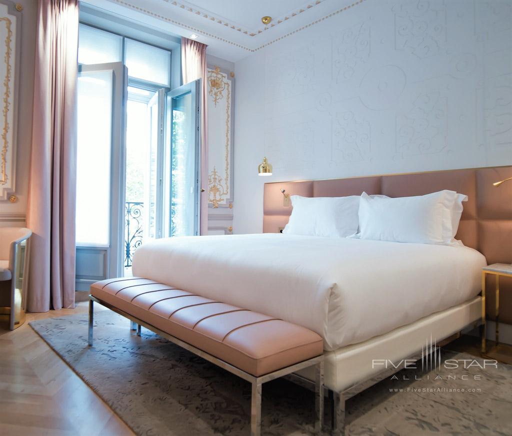 Executive Guest Room at Hotel Bowmann, Paris, France