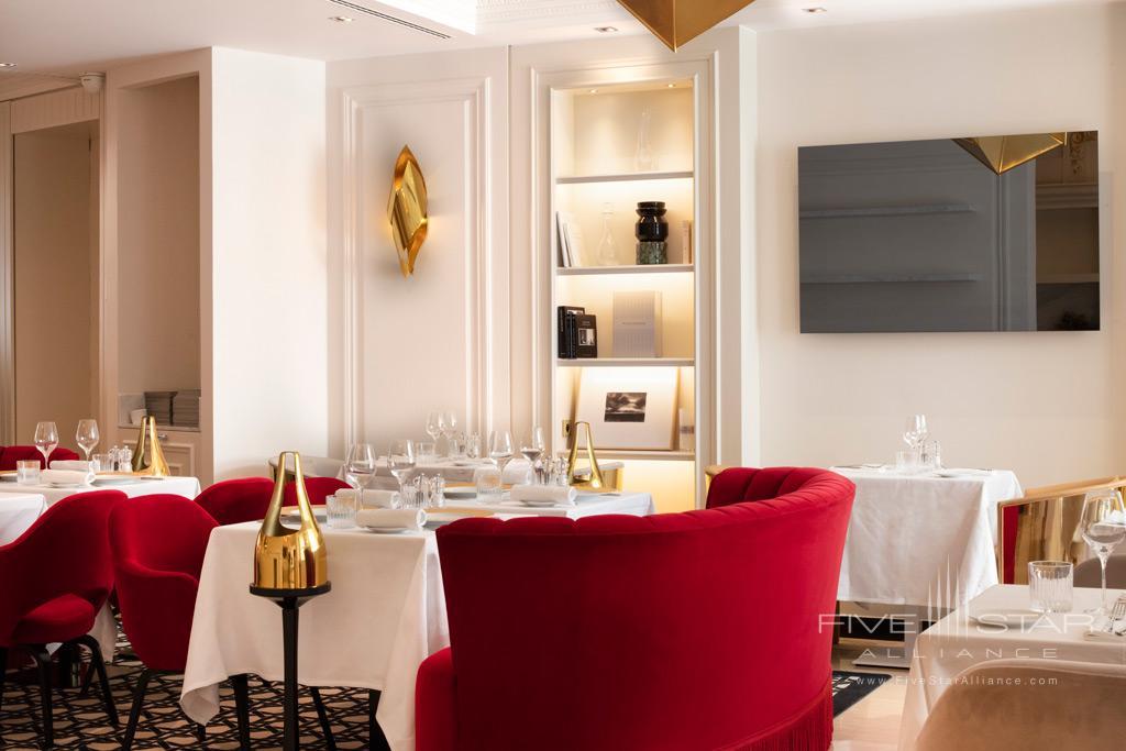 Dine at Hotel Bowmann, Paris, France