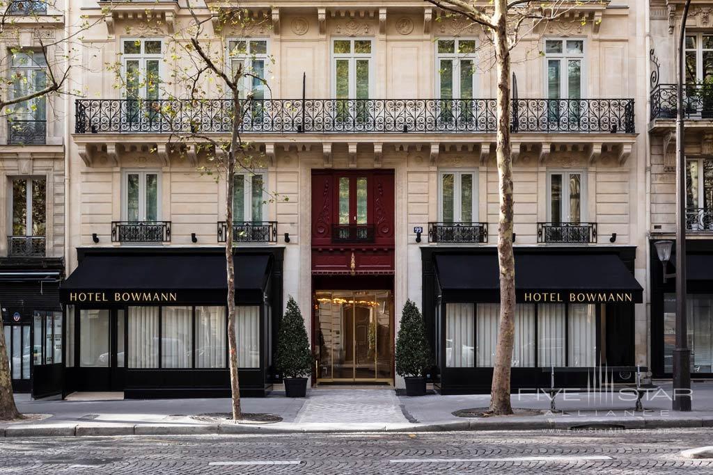 Hotel Bowmann, Paris, France