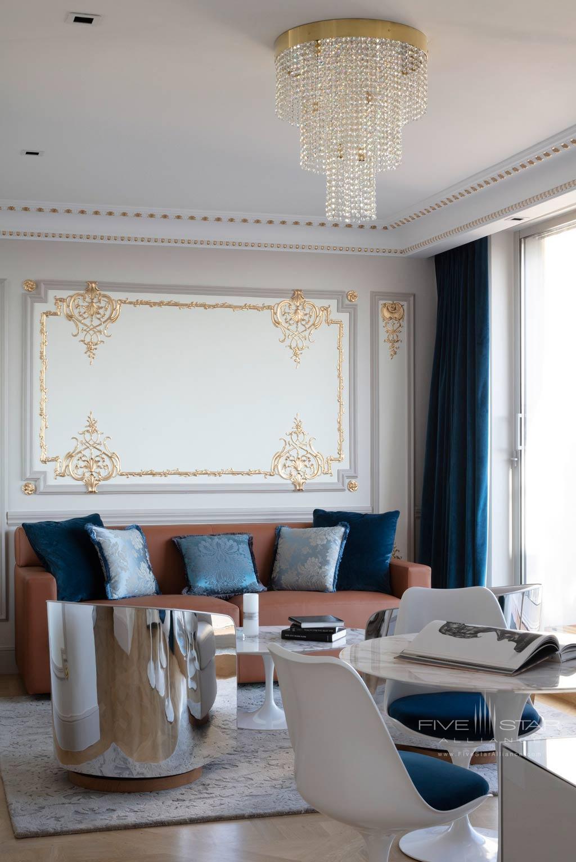Eiffel Suite at Hotel Bowmann, Paris, France