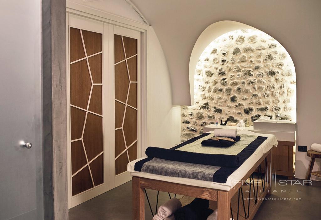 Spa at Santo Maris Oia Luxury Suites & Spa, Greece