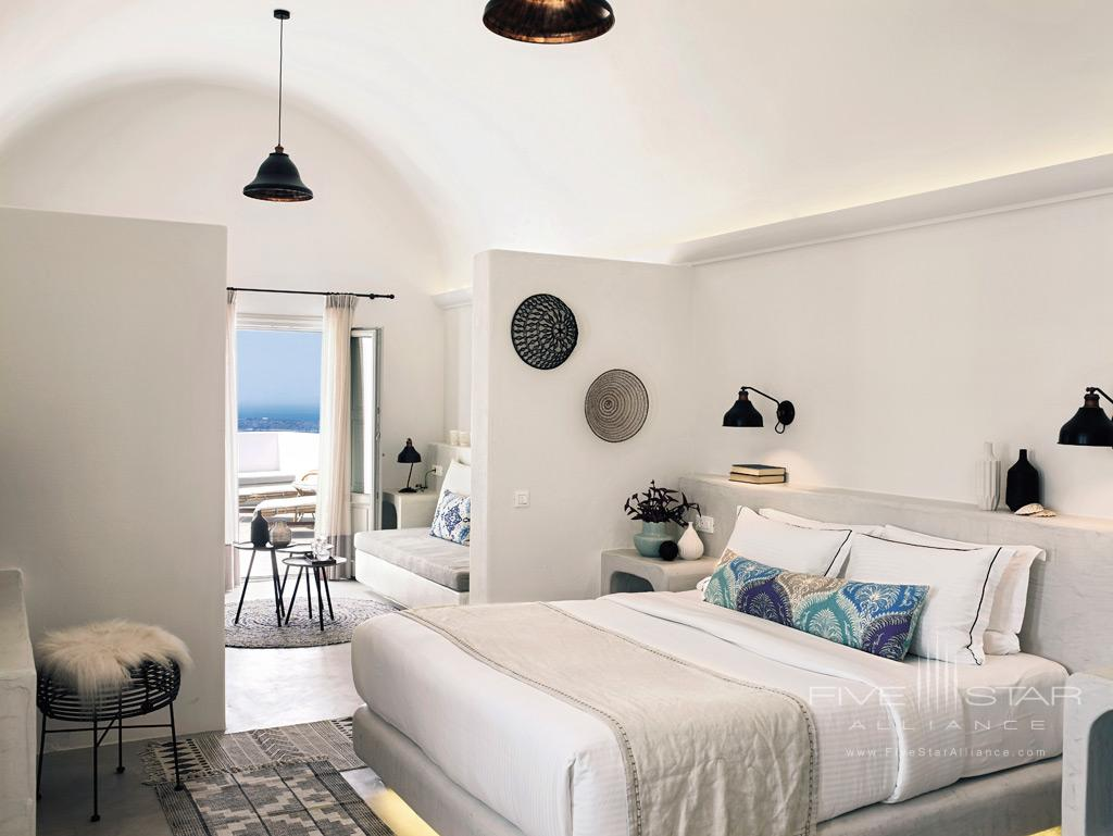 Deluxe Junior Suite at Santo Maris Oia Luxury Suites & Spa, Greece