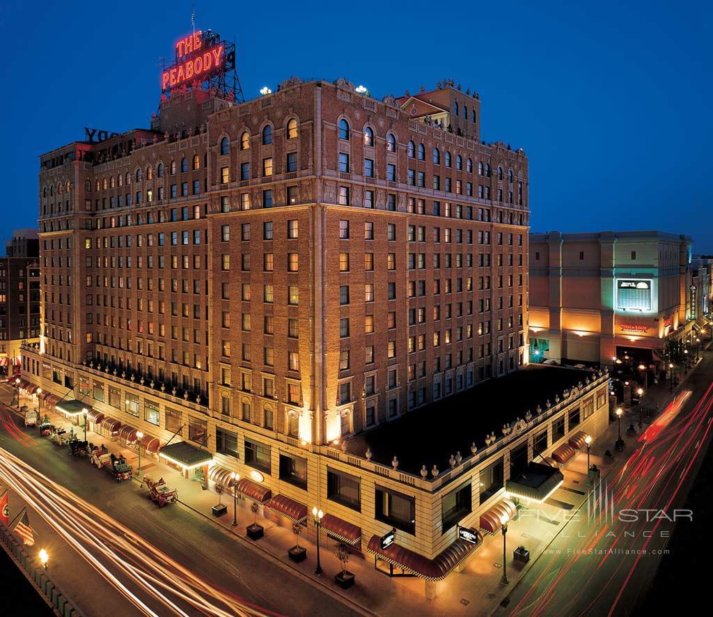 The Peabody Memphis, Memphis, TN