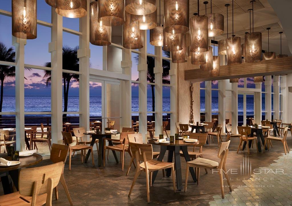 Dine at The Ritz-Carlton, Fort Lauderdale, FL