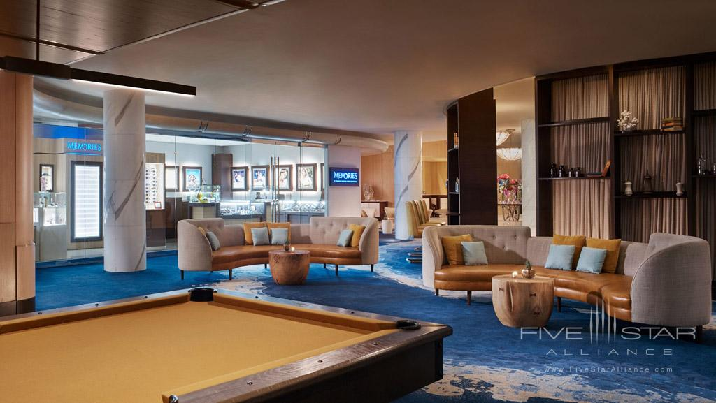 Lobby and Lounge at The Ritz-Carlton, Fort Lauderdale, FL