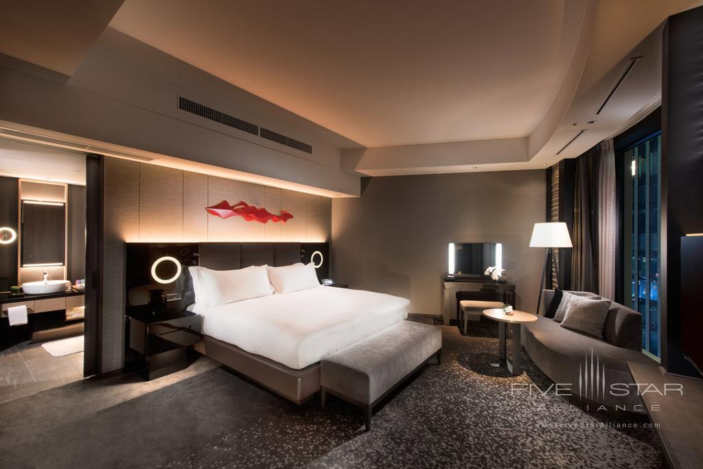 Executive Suite at Conrad Osaka, Osaka, Japan