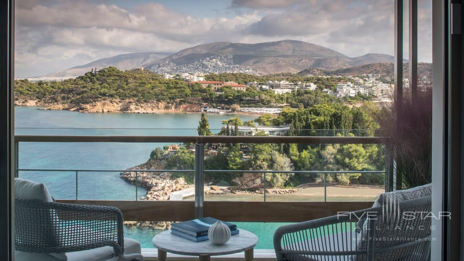 Guest Views at Four Seasons Astir Palace Hotel, Athens, Greece
