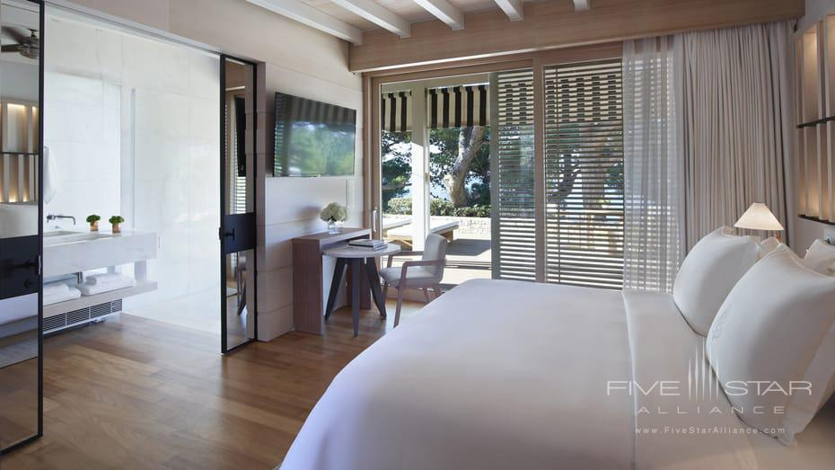 Guest Room at Four Seasons Astir Palace Hotel, Athens, Greece