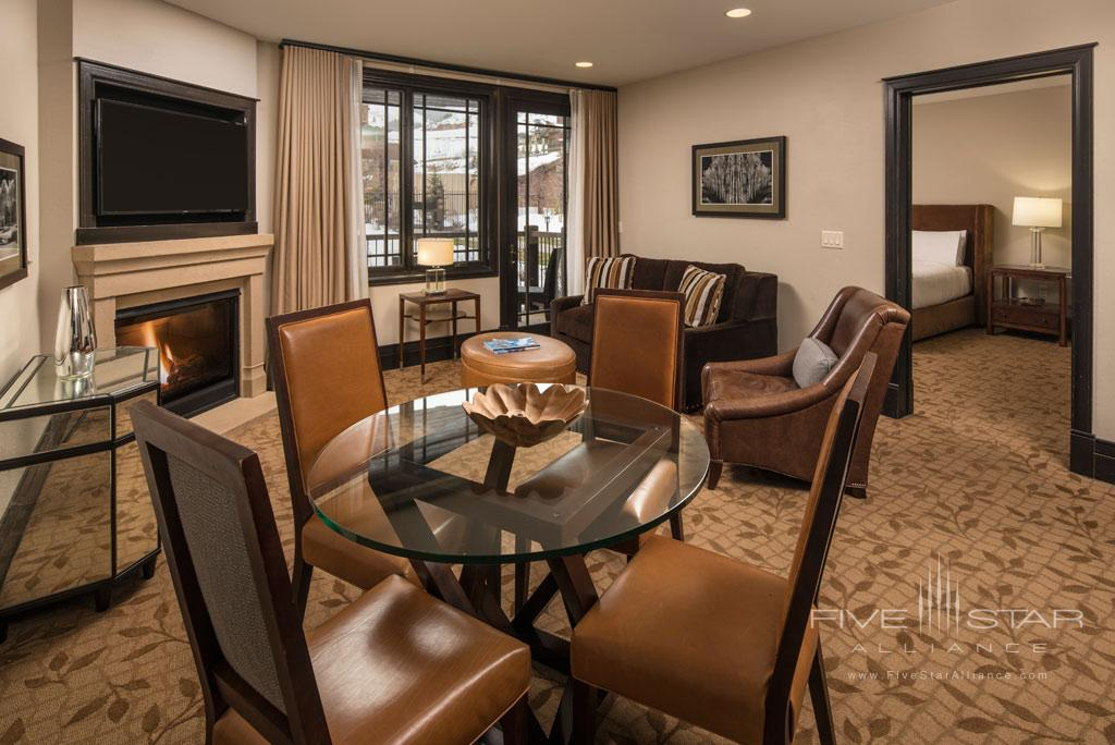 One Bedroom Suite at Waldorf Astoria Park City, UT