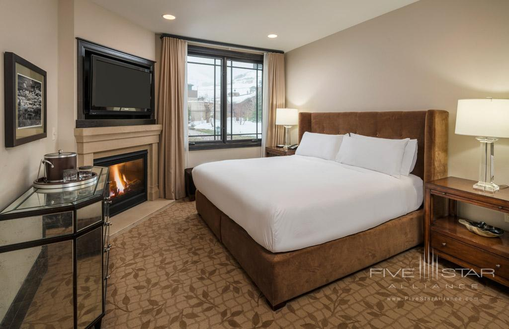 King Guest Room at Waldorf Astoria Park City, UT