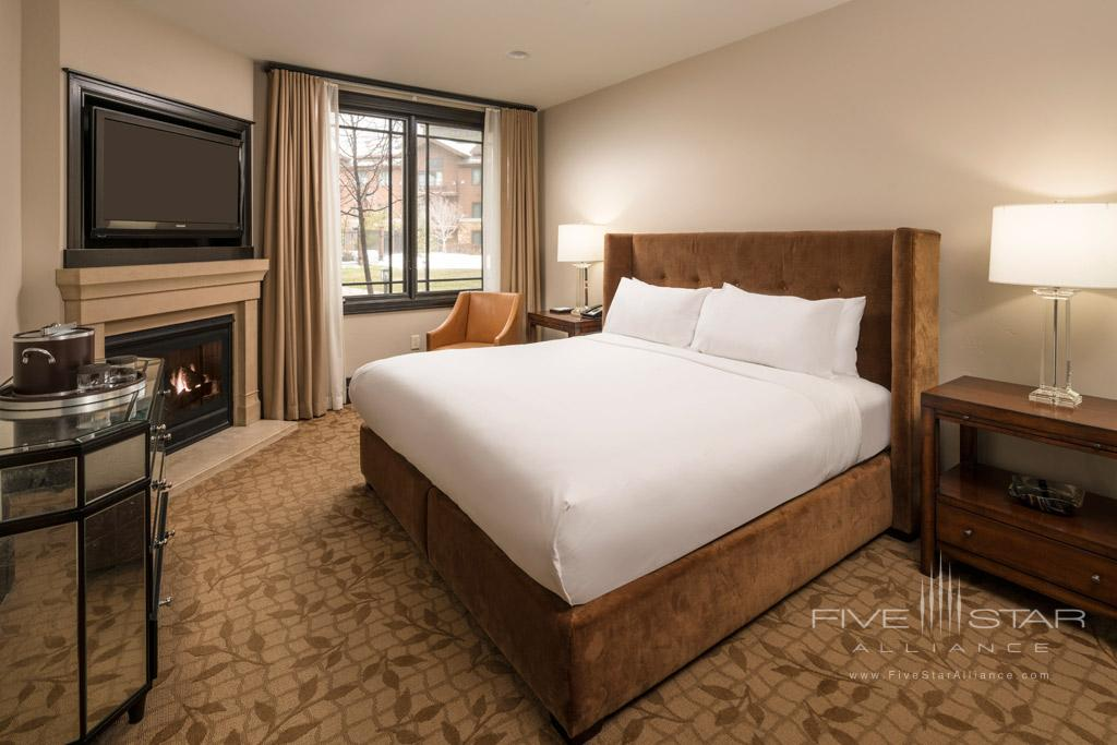 One Bedroom King Suite at Waldorf Astoria Park City, UT
