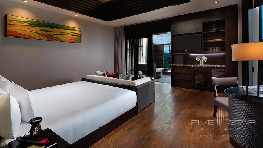Guest Room at Banyan Tree Tengchong, China