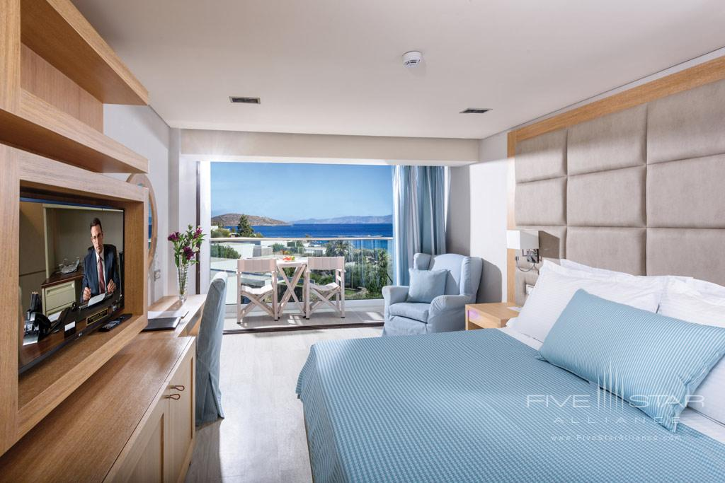Deluxe Sea View Guest Room at Elounda Bay Palace, Greece