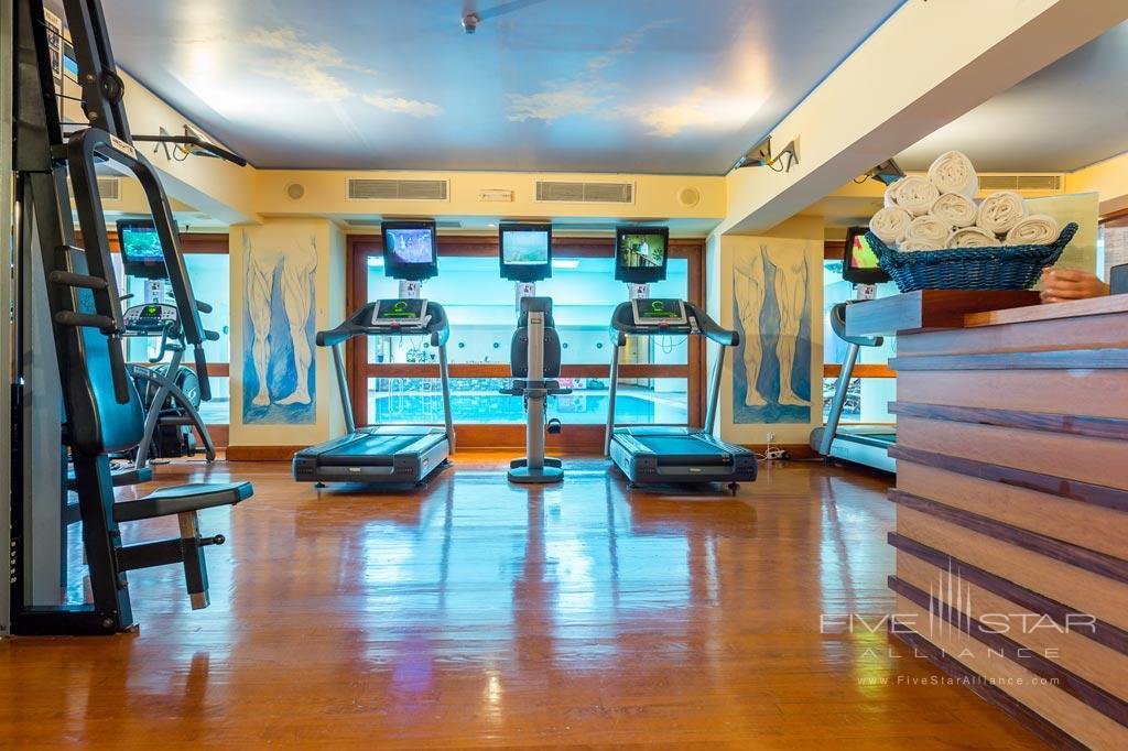 Fitness Center at Elounda Bay Palace, Greece