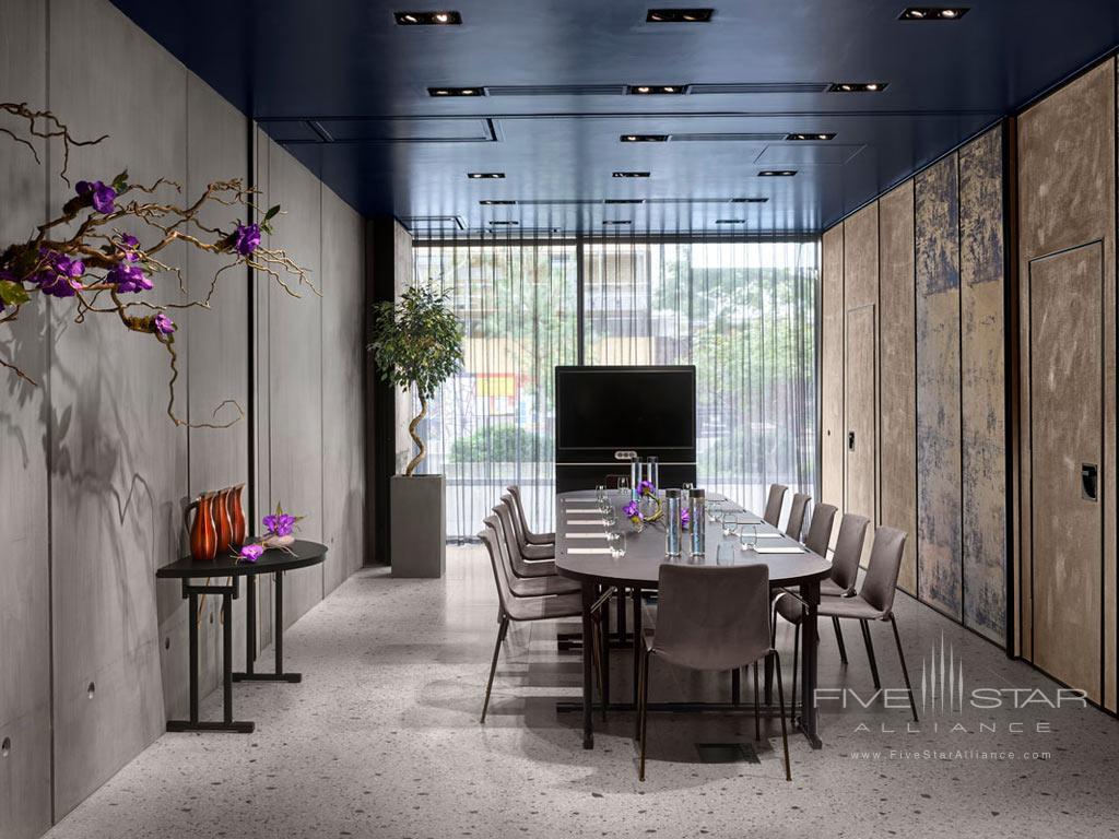 Meetings at Nobu Hotel London Shoreditch, UK