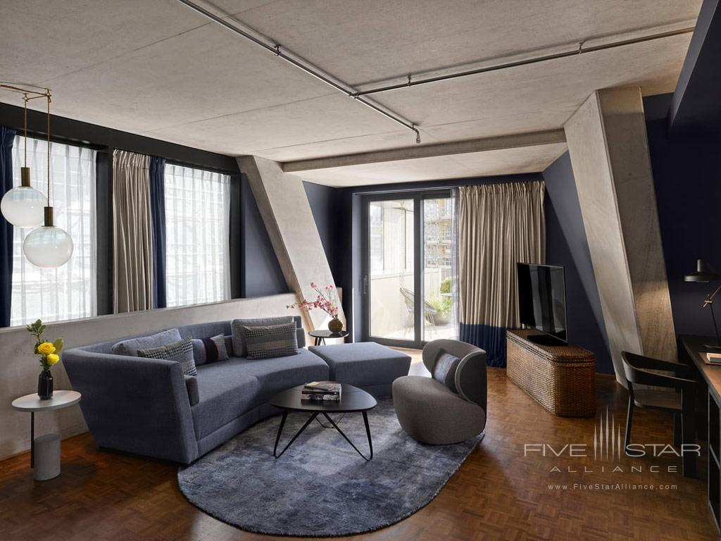 Suite at Nobu Hotel London Shoreditch, UK