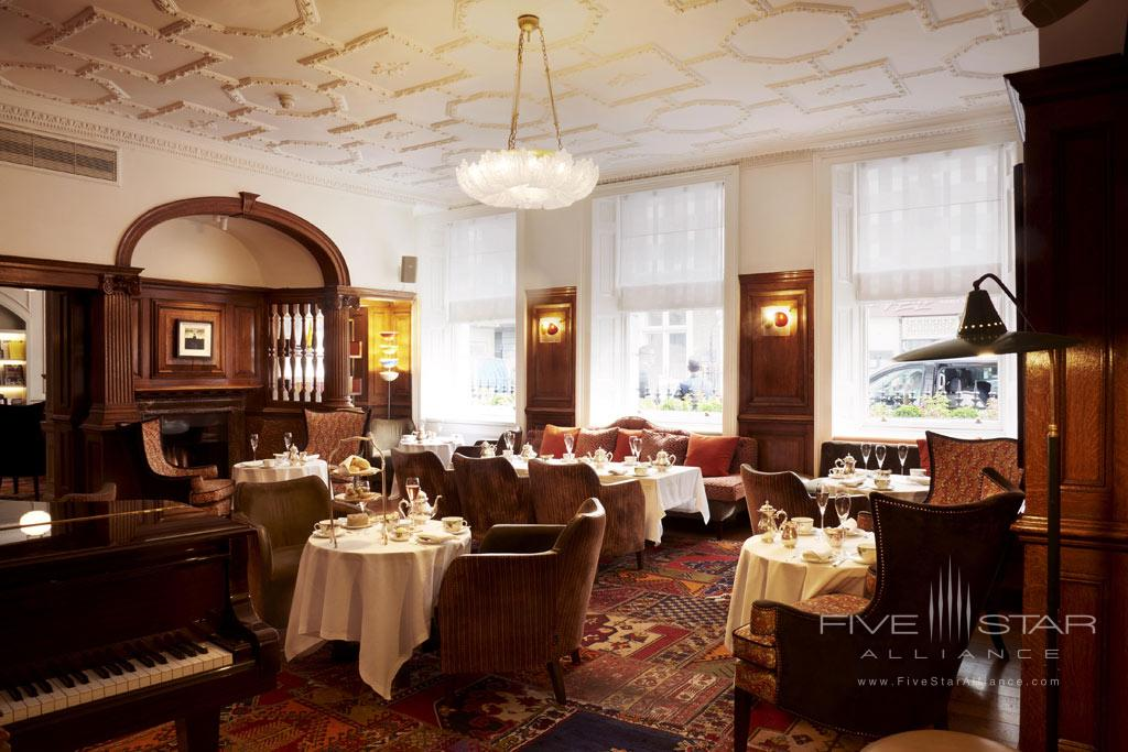 English Tea Room at Rocco Forte Brown's Hotel London
