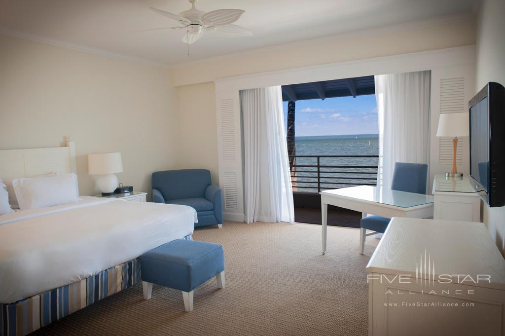 Waterview Guest Room at South Seas Island Resort, Captiva Island, FL