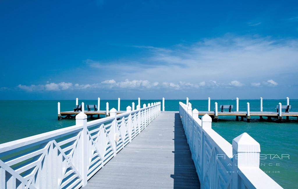 T Dock at South Seas Island Resort, Captiva Island, FL